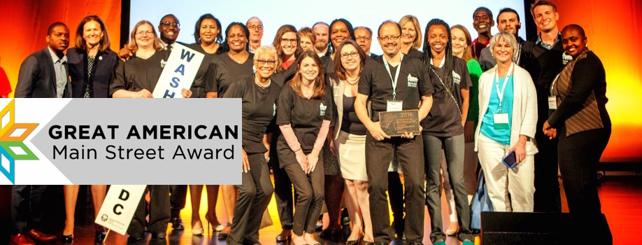 Shaw Wins Great American Main Street Award